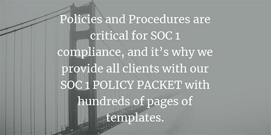 What is SOC 1 SSAE 18 and Why Policies are Important